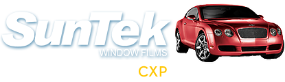 SunTek window film, carbonXP, CXP automobile films